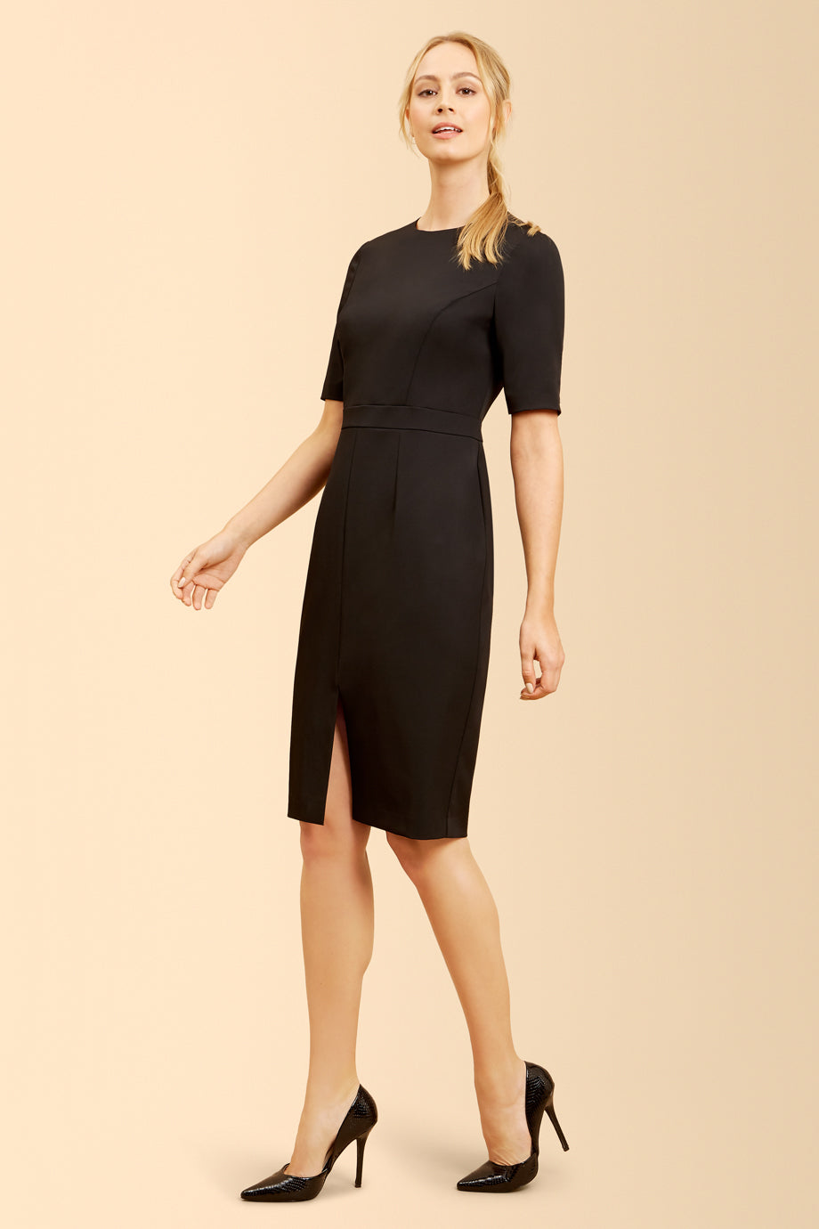 Raye Dress, Black