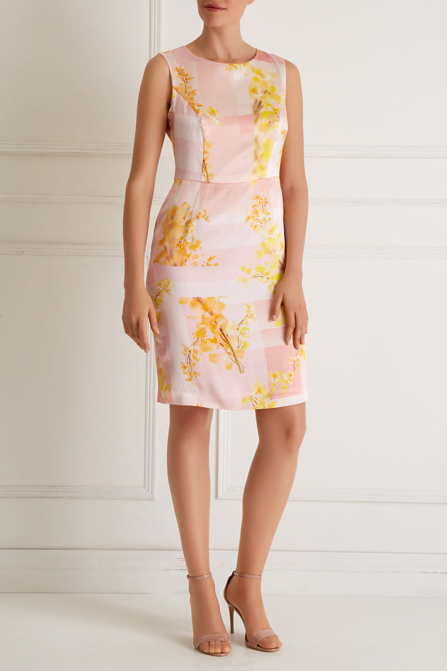 Nancy Dress, Spring botanical