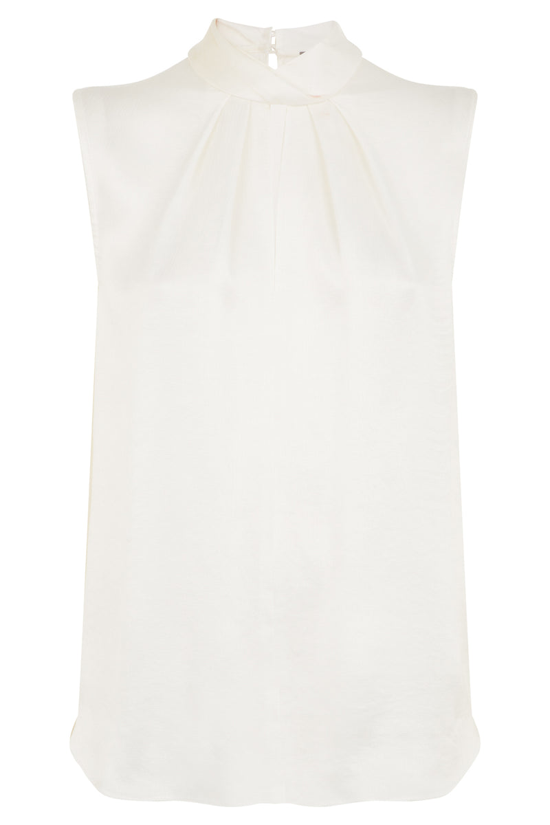Sybille Top Petite, Ivory