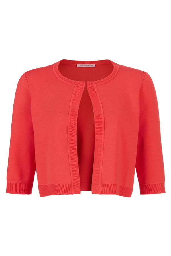 Florence Cardigan, Coral