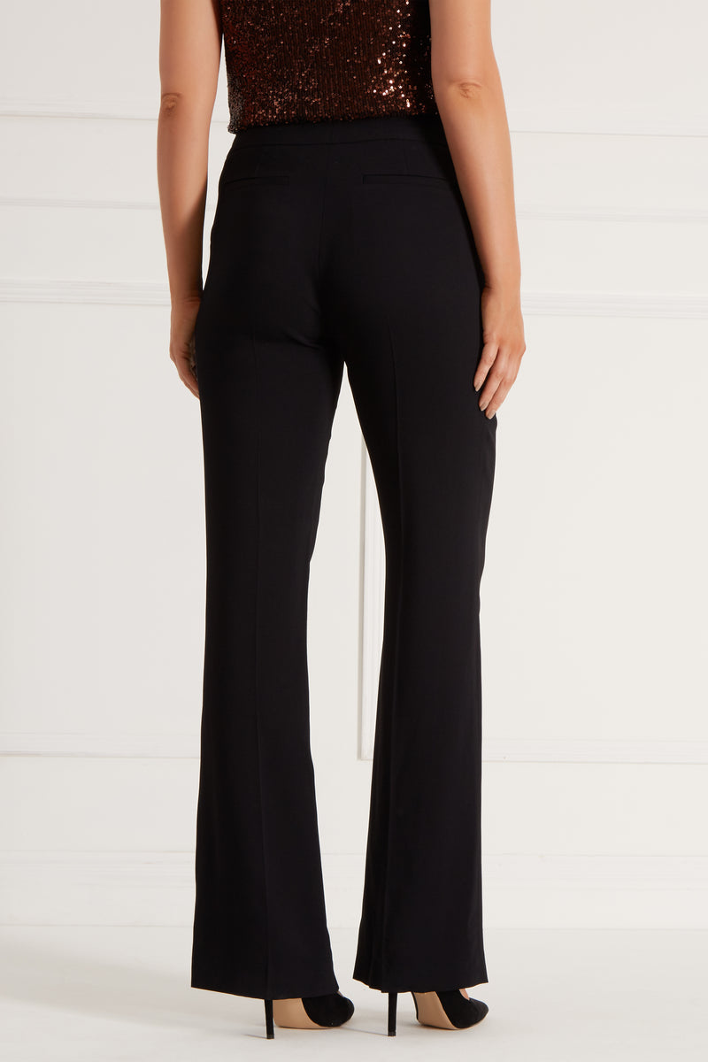 Hortense Trousers, Black