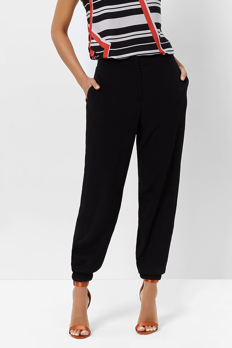 Lyon Trouser, Black