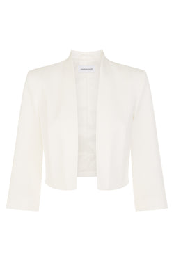 Lichtenstein Jacket, Ivory