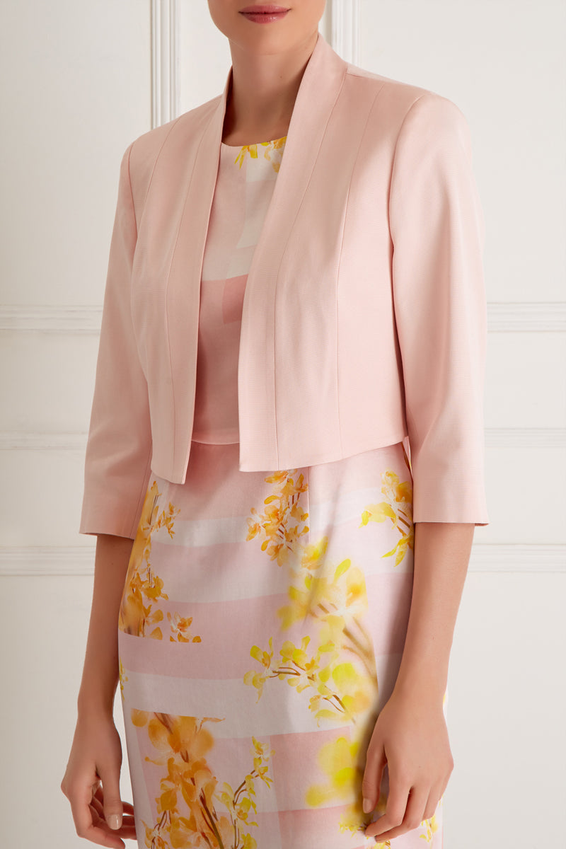 Lichtenstein Jacket, Rose