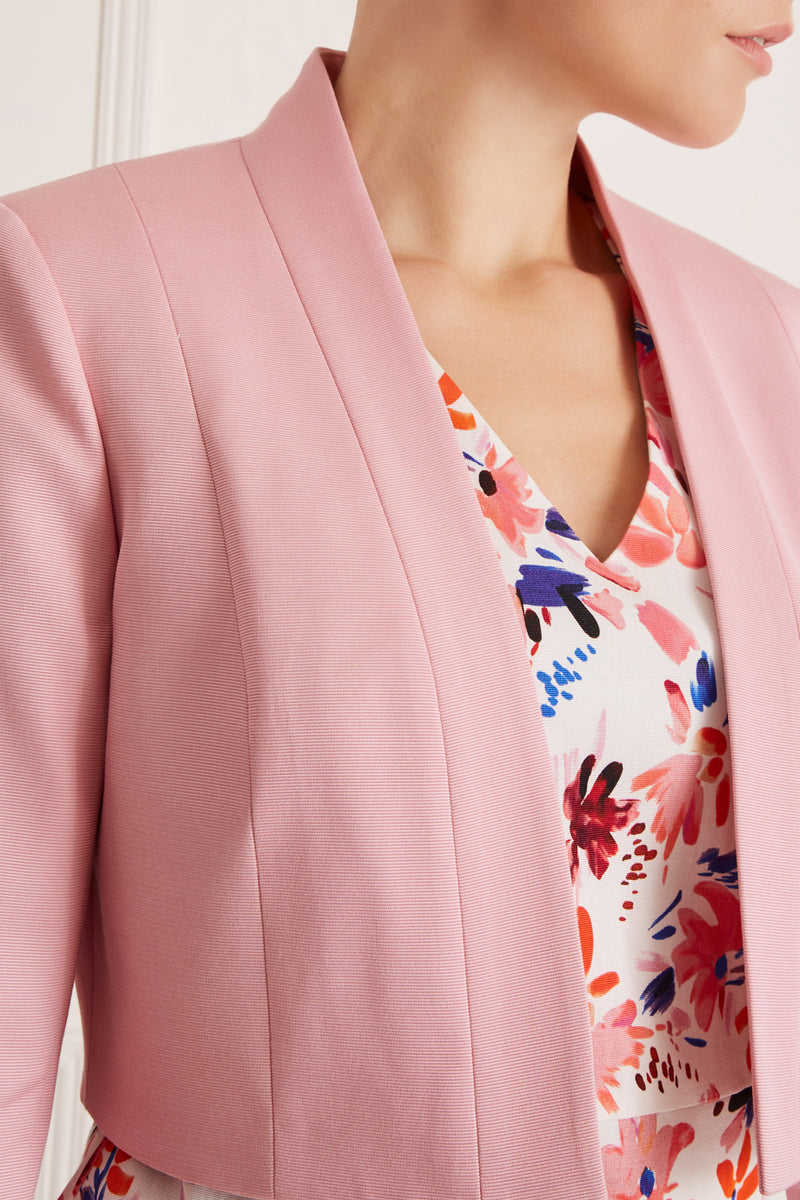 Lichtenstein Jacket Petite, New Pink