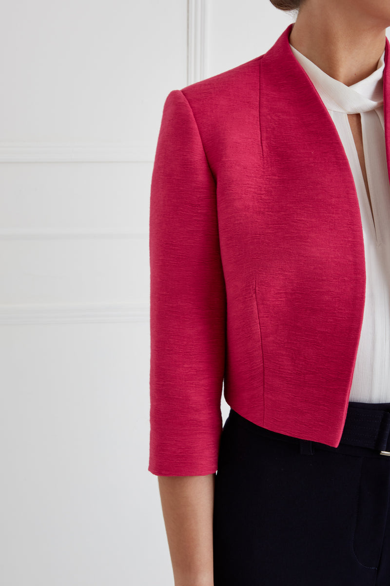 Caterine Jacket Petite, Raspberry