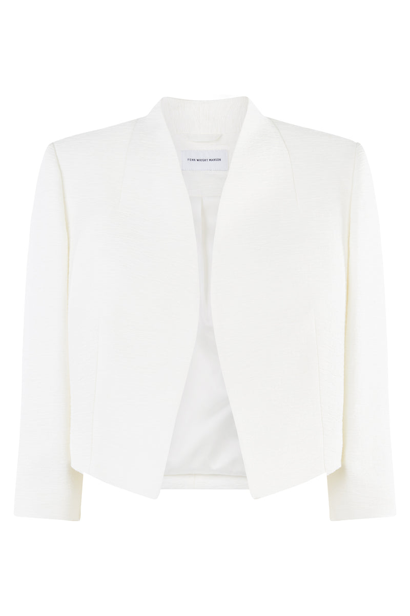 Caterine Jacket, Ivory