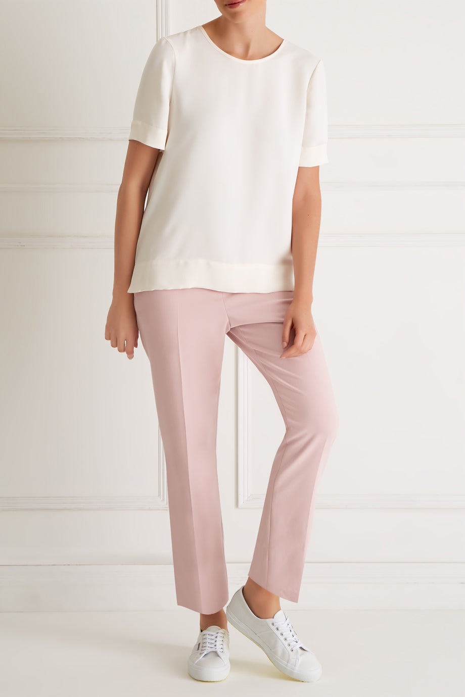 Fisher Trouser-rose