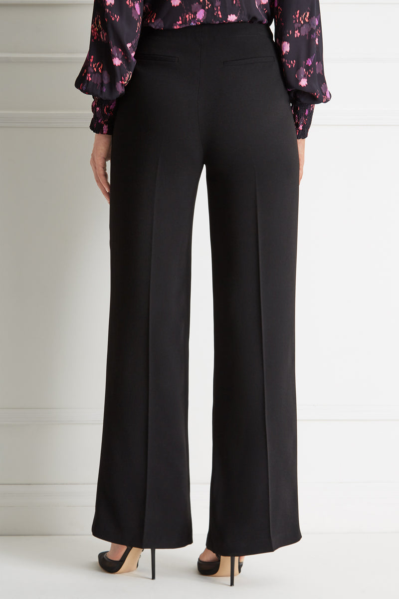 Julienne Trousers, Black