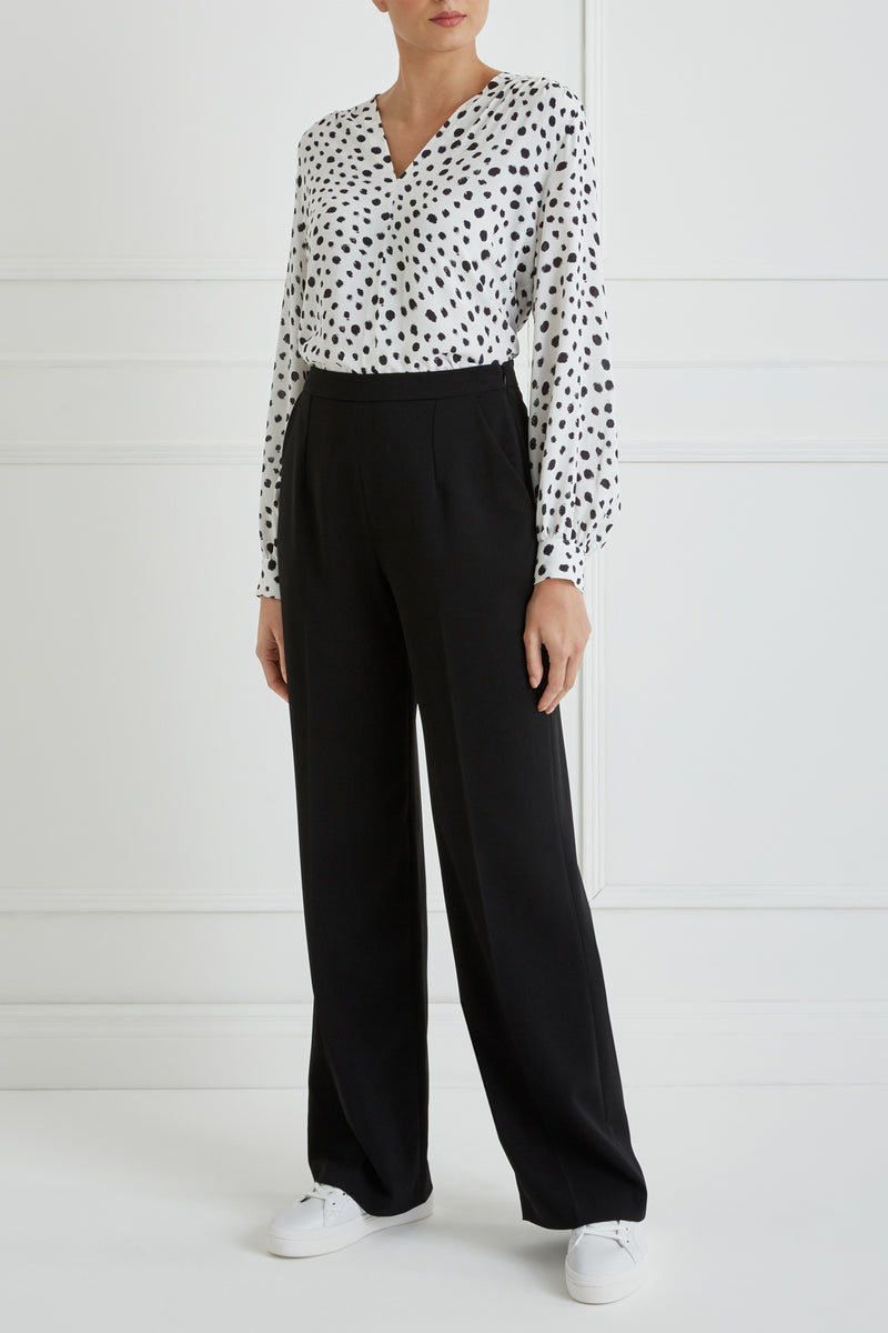 Salome Trouser, Black