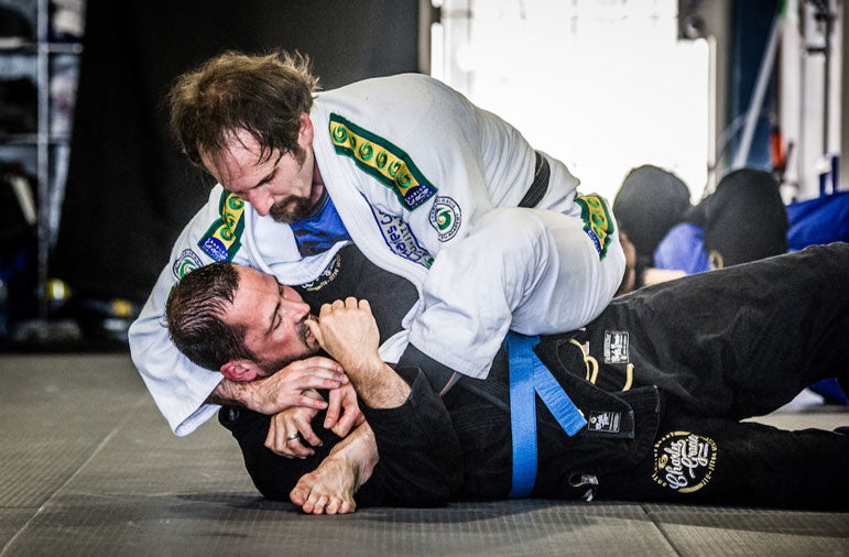 Can Jiu-Jitsu Help You Control Emotions