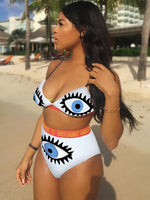 Fashion Printing Swimwear