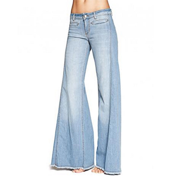 Elephant Bell Bottom Jeans