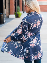 Load image into Gallery viewer, Floral  Long Sleeve Cardigans