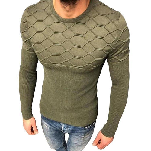 Men's Basic Sweater 5 Colors