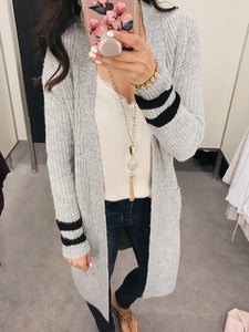 Women's Autumn And Winter Long Sweater