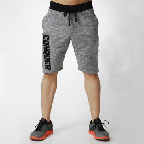 Cotton Sports Shorts Men's Slim   Thin Section Beach Pants