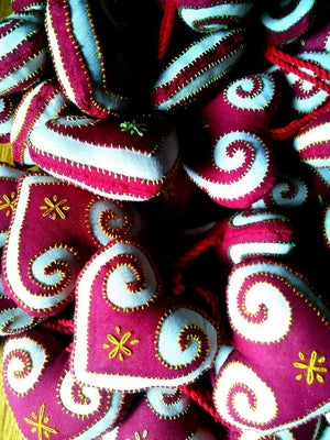 Hmong Embroidery & Culture in Luang Prabang