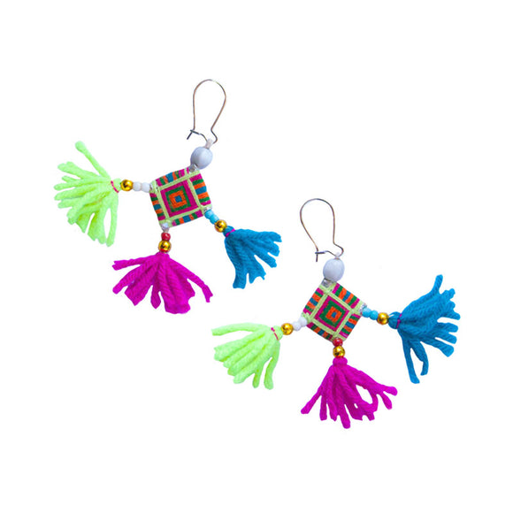 Akha Yalupubay Earrings
