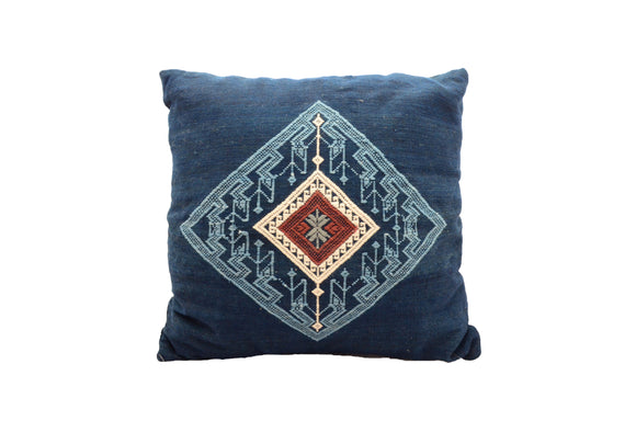 Tai Leu Diamond, Cotton Cushion Covers