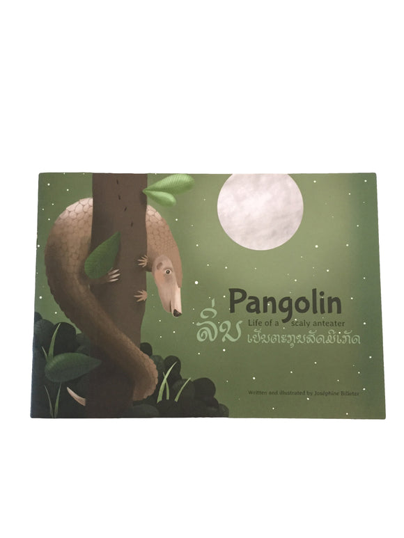Pangolin - Life of a Scaly Anteater