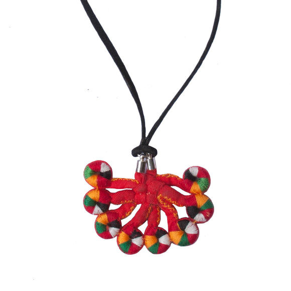 Tai Dam Necklace