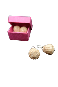 bamboo _earrings