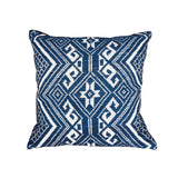 Tai Leu Large Flower, Cotton Cushion Covers