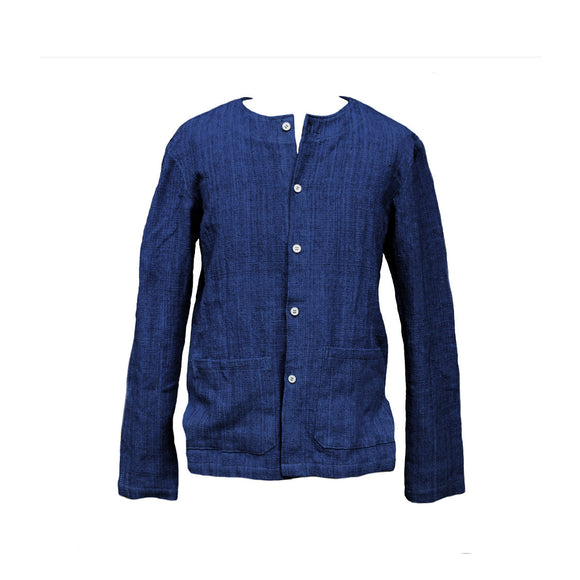 Men's Indigo Farmer Shirt