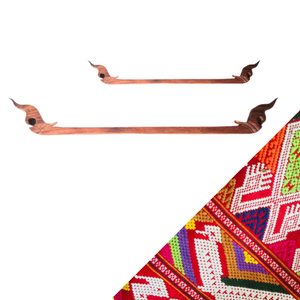 Rosewood Textile Hanger