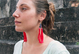 Yao Tassel Earrings