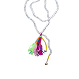 Akha Tassel Necklace