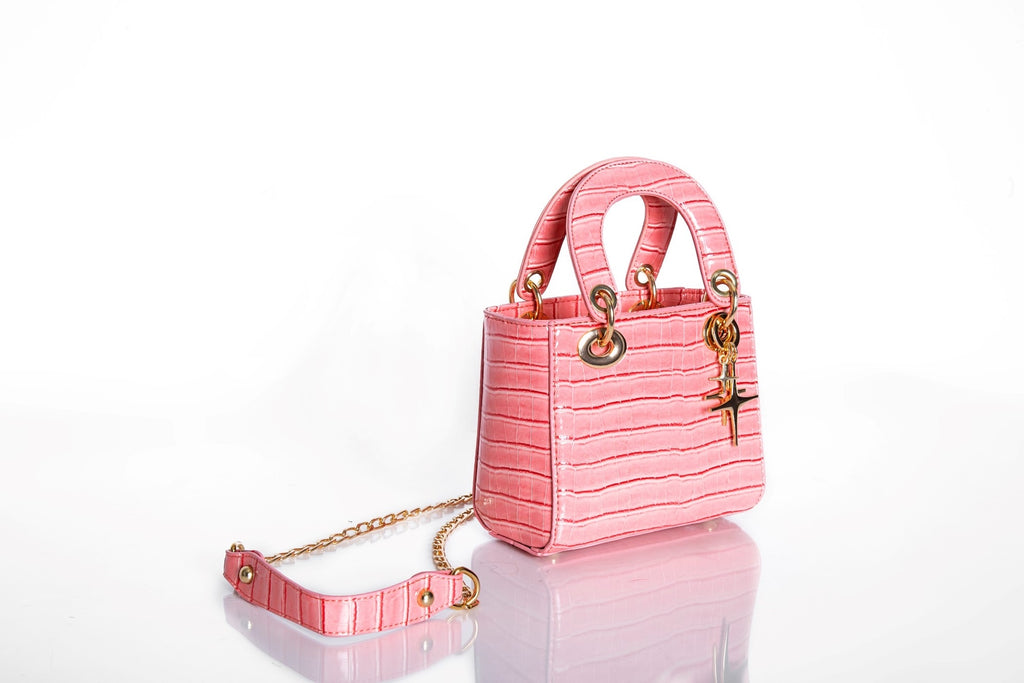 Jewel Lady Couture Crossbody - Morganite