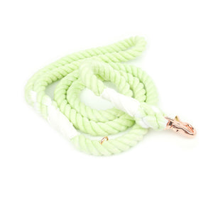Rope Leash // Kiwi Fruit