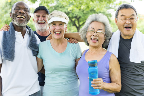 Seniors and Elderly Turning to CBD for a Better Quality of Life