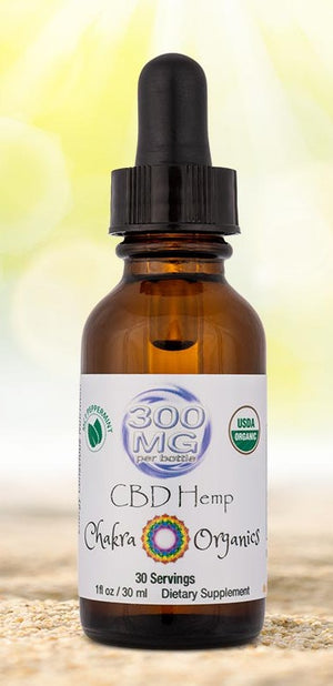 300mg Tincture - Peppermint MCT
