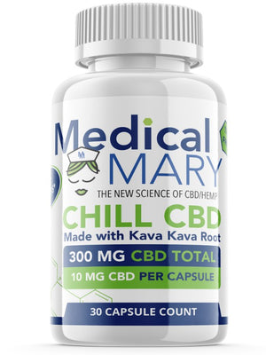 CBD Chill Pill - on sale until November 1