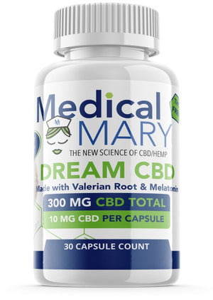 Dream CBD Capsule