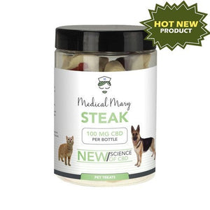 Pet - Steak Treats