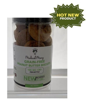 Pet - Grain Free Peanut Butter Biscuits