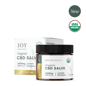1000mg Organic CBD Cream
