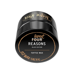 Four Reasons Black Edition Toffee Wax
