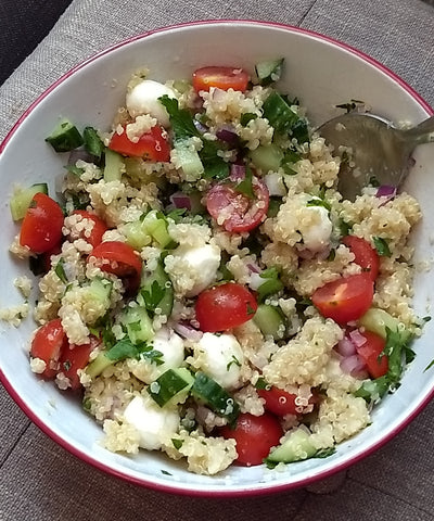 JellyFish - Quinoa Salad