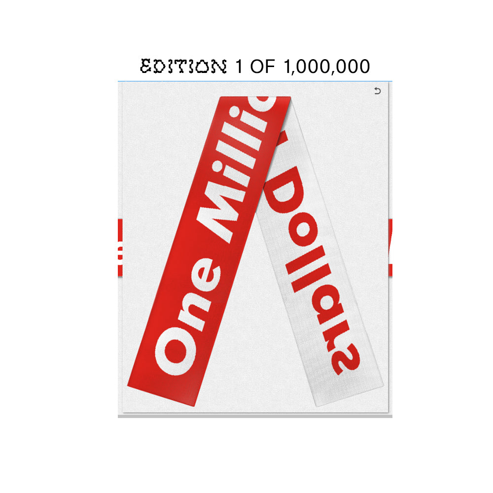 One Million Dollars Scarf