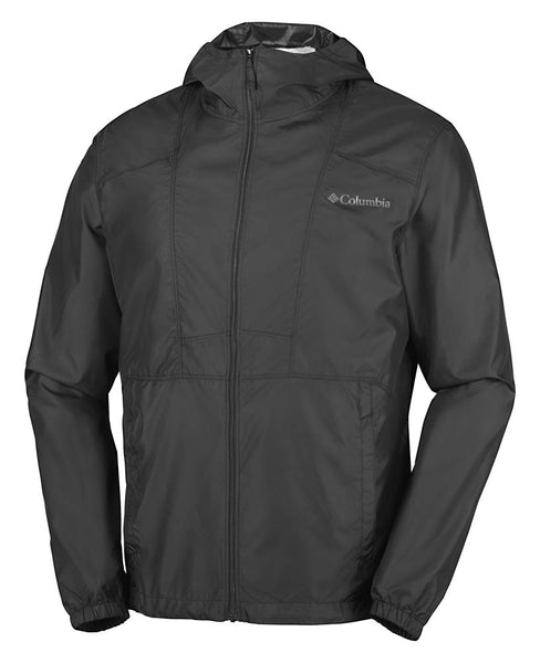Columbia Men's Pouration Waterproof Rain Jacket