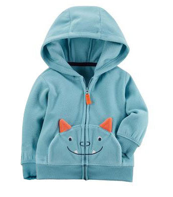 Carter's Infant Hoodie 1 pc
