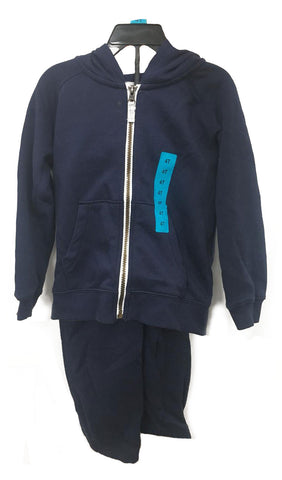 Carters navy blue 2 piece tracksuit