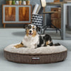 Kirkland signature 106 cm round Plush pet bed