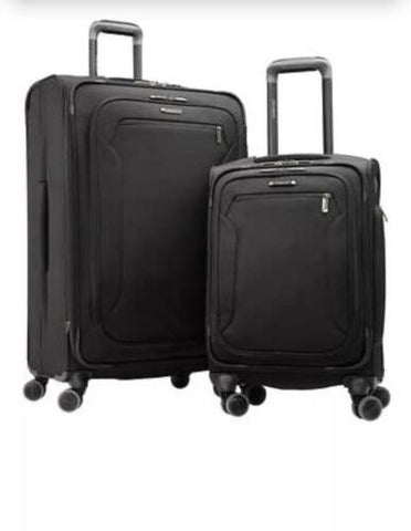 Samsonite Explore Eco 2 Piece Softside Suitcase Set