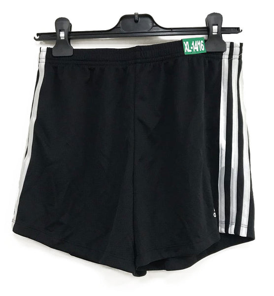 Adidas black Girls Active Shorts